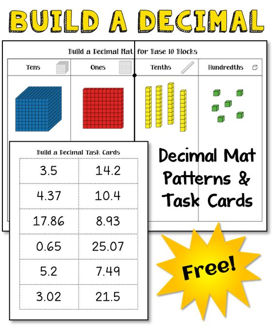 guided math fifth grade place value activities like decimal place value mat guided math. Black Bedroom Furniture Sets. Home Design Ideas